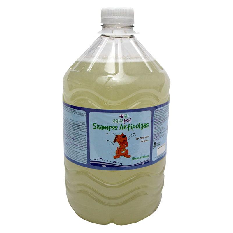 Shampoo anti-pulgas 5L Aquapet