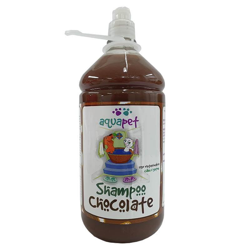 SHAMPOO CHOCOLATE 1L