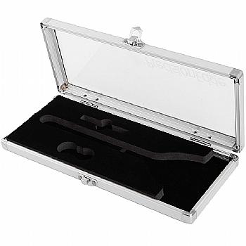 Tesoura RETA 8,5' Teflon Branca PrecisionEdge