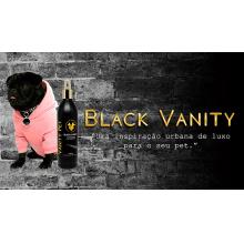 PERFUME BLACK VANITY PET 500ML