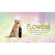 PERFUME FLOWERS VANITY PET 500ML
