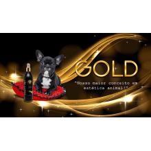 PERFUME GOLD VANITY PET 500ML