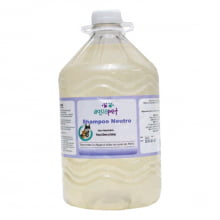 Shampoo Neutro Profissional – 5L Aquapet