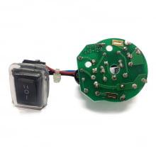 Circuito impresso com switch Wahl - 220v