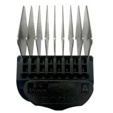 Pente adaptador Andis 3/4 aço individual