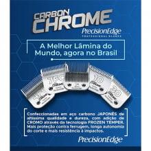 Lâmina #5/8 Carbon Chrome PrecisionEdge  - acabamento