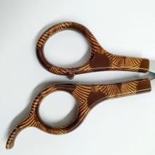 Tesoura curva 7' Fashion Pet Perspective